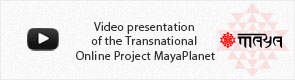 Video presentation of the Transnational Online Project MayaPlanet