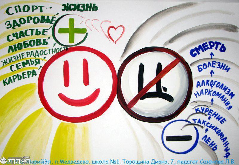 Здоровый образ жизни - хорошее будущее ...: www.mayaplanet.org/rus/images/277.html