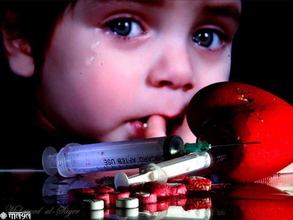 Нет, Ребенок употребляет наркотики вот